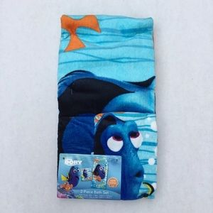 Disney Fixar 2 Pieces Bath Set Finding Dory